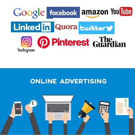 Online Advertising image